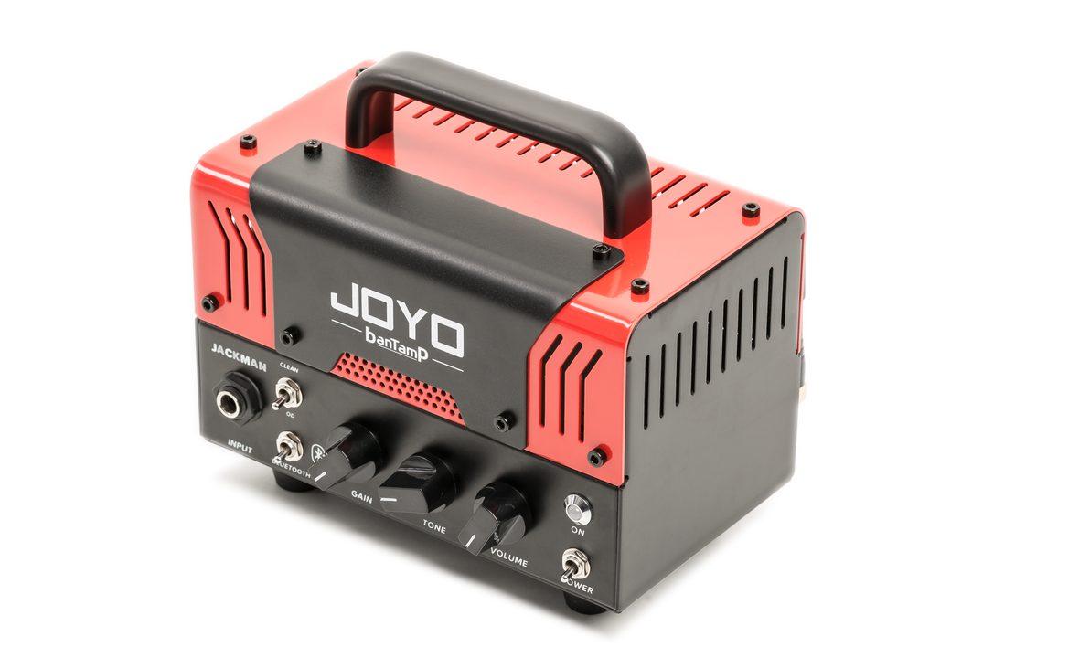 Amplificador Valvulado Joyo Bantamp Jackman e Caixa Bantcab