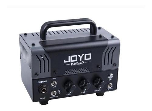 Amplificador Valvulado Joyo Bantamp Zombie e Caixa Bantcab