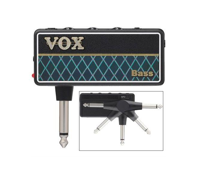 Amplificador Vox Amplug Bass AP2-BS