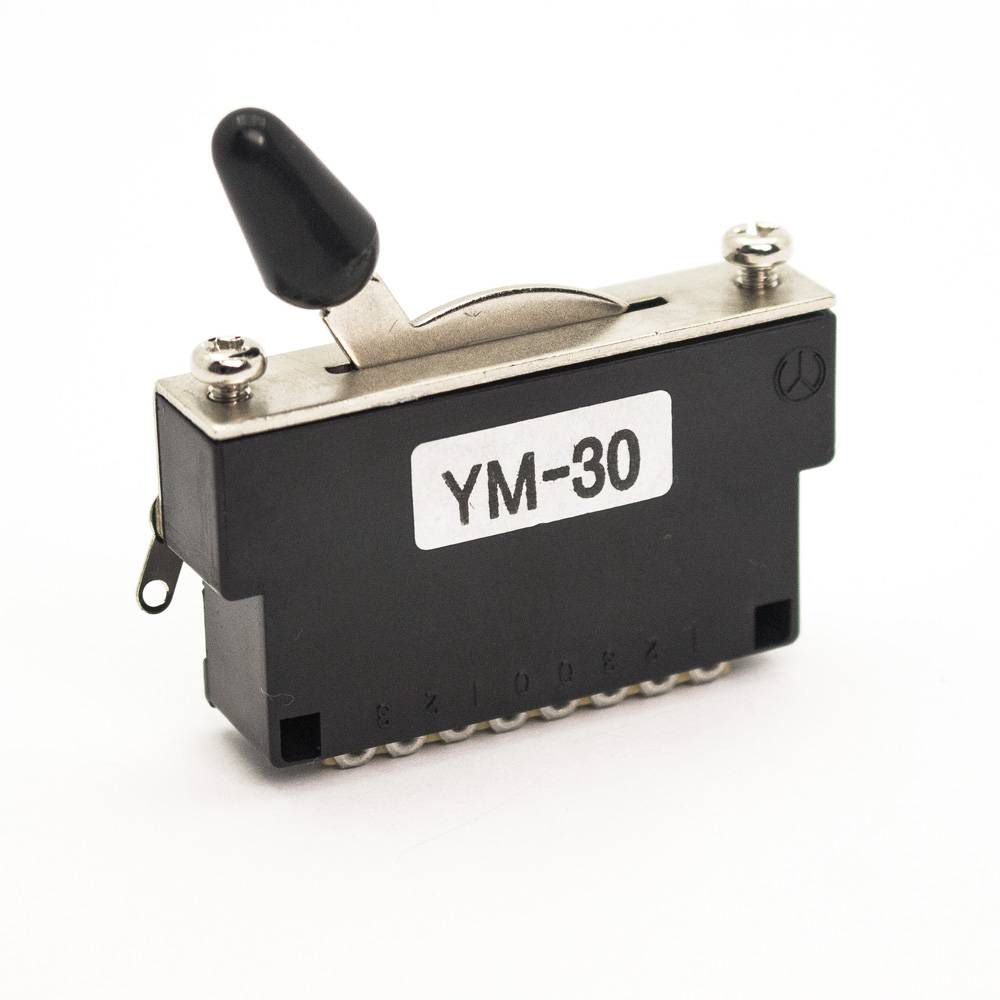 Chave seletora Strato Telecaster 3 posições Gotoh YM 30