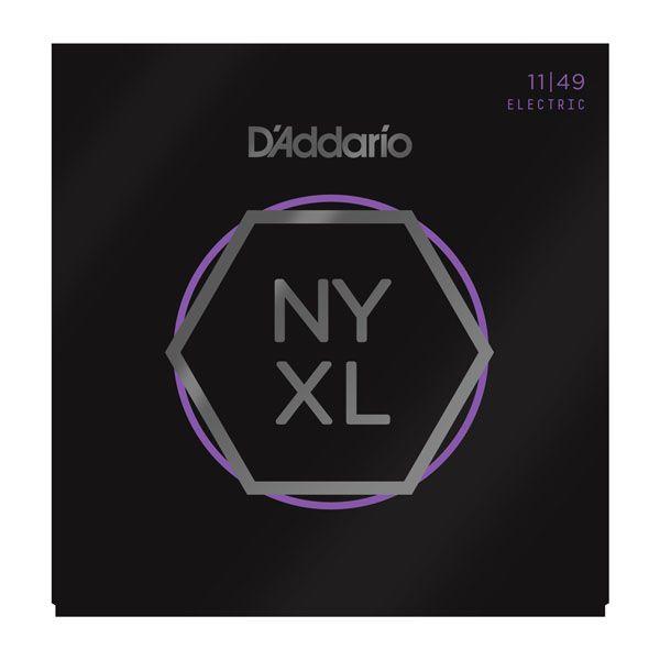 Encordoamento Daddario para Guitarra NYXL1149  011-049