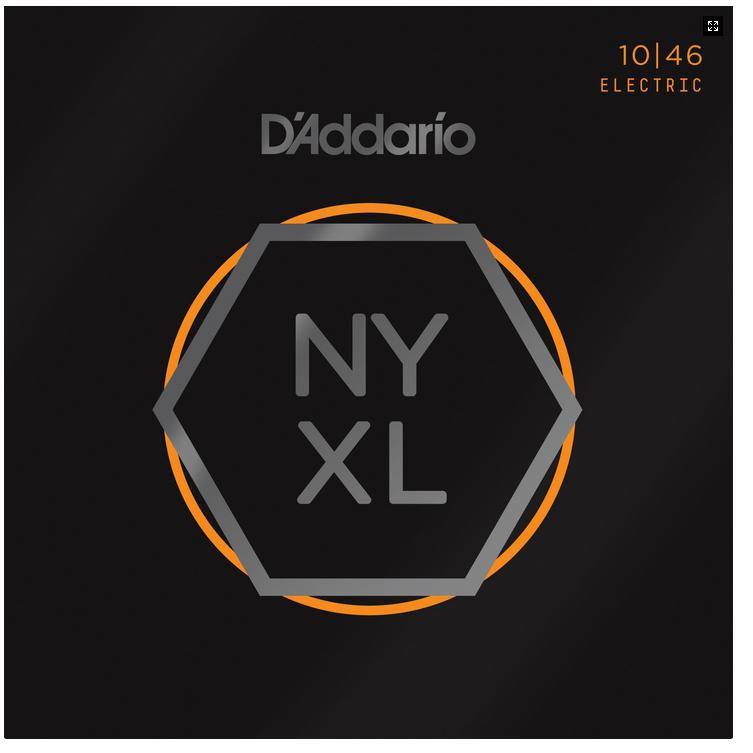 Encordoamento Daddario para Guitarra NYXL1046  010-046