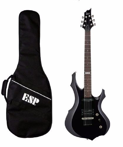 GUITARRA ESP LTD STRATO F10 COM BAG