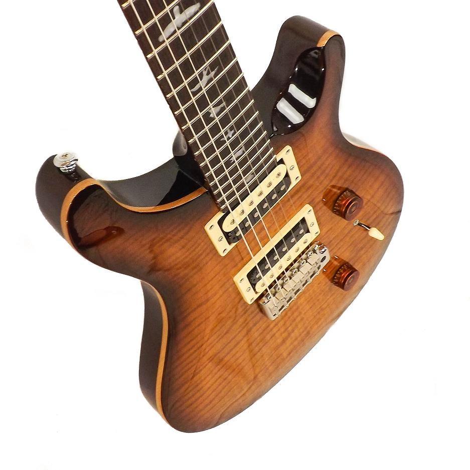Guitarra PRS SE Custom 24 Tobacco Sunburst