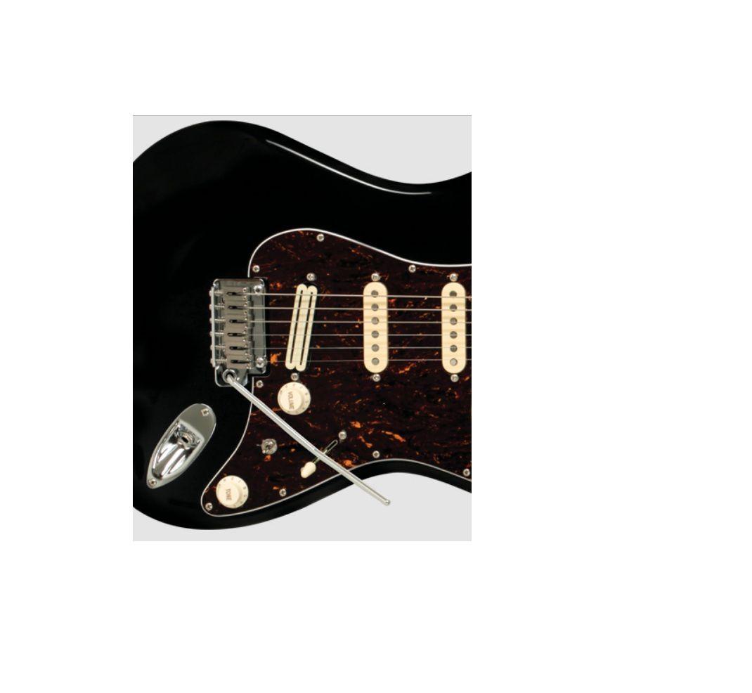 Guitarra Tagima Brasil Strato T805 BK/C/TT