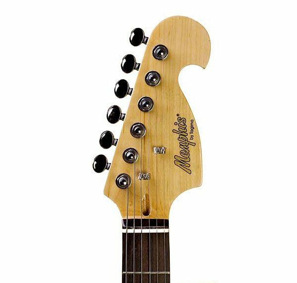 Guitarra Tagima Memphis Strato Mg 32 BK