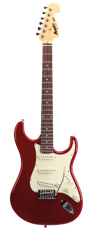 Guitarra Tagima Memphis Strato Mg 32 MR