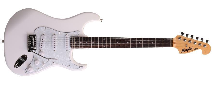Guitarra Tagima Memphis Strato Mg 32 WH