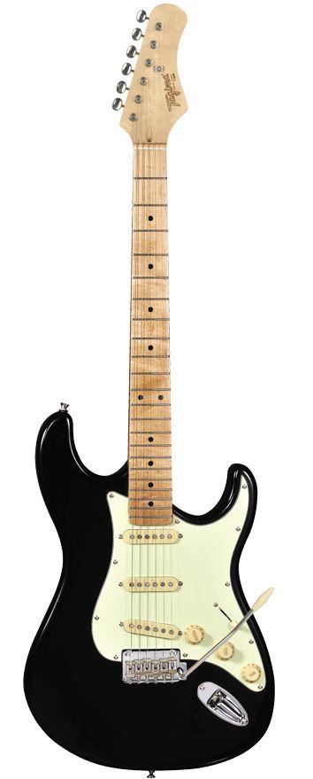 Guitarra Tagima New 635 Strato BK/C/MG