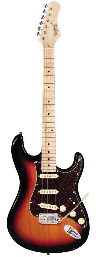 Guitarra Tagima New 635 Strato SB/C/TT