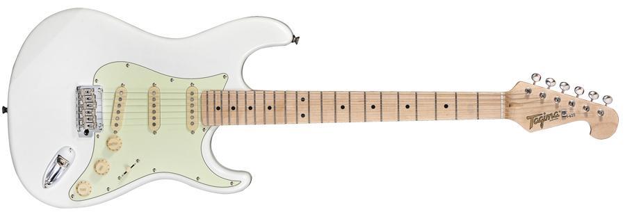 Guitarra Tagima New 635 Strato WH/C/MG