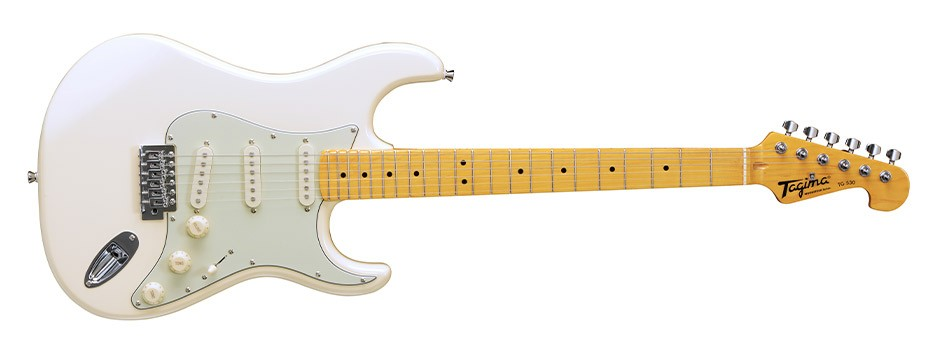Guitarra Tagima Woodstock  Strato TG 530 VWH