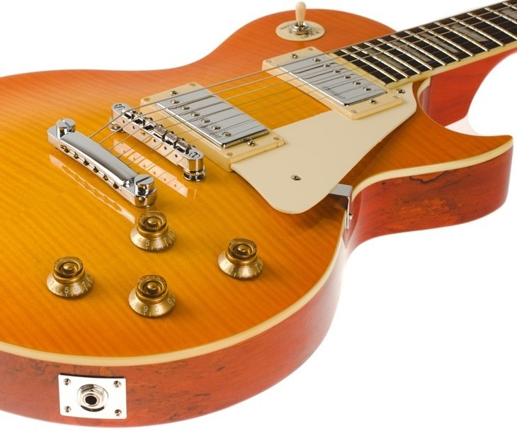 Guitarra Vintage Les Paul V100 HB