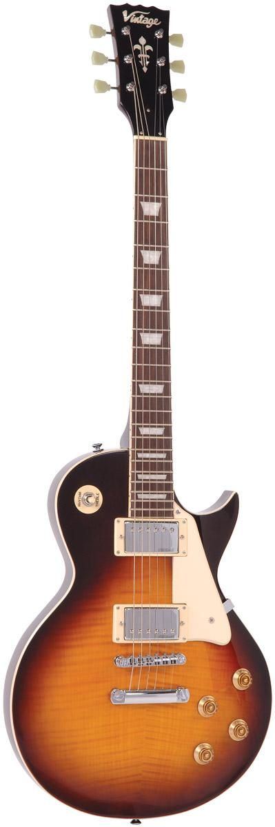 Guitarra Vintage Les Paul V100 IT
