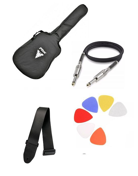 Kit Guitarra Tagima Woodstock TG500 OW Strato  G30 London