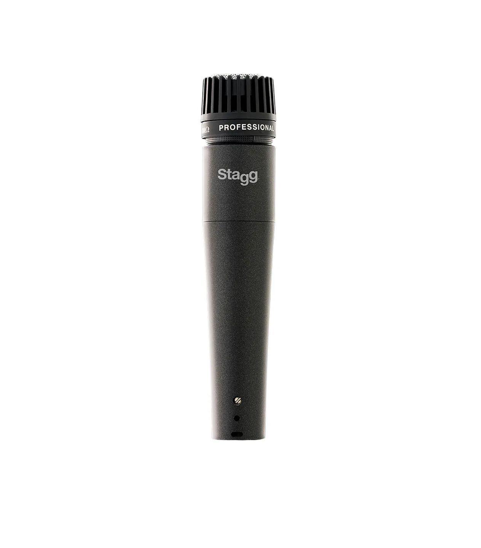 Microfone Stagg Sdm70 Com Case