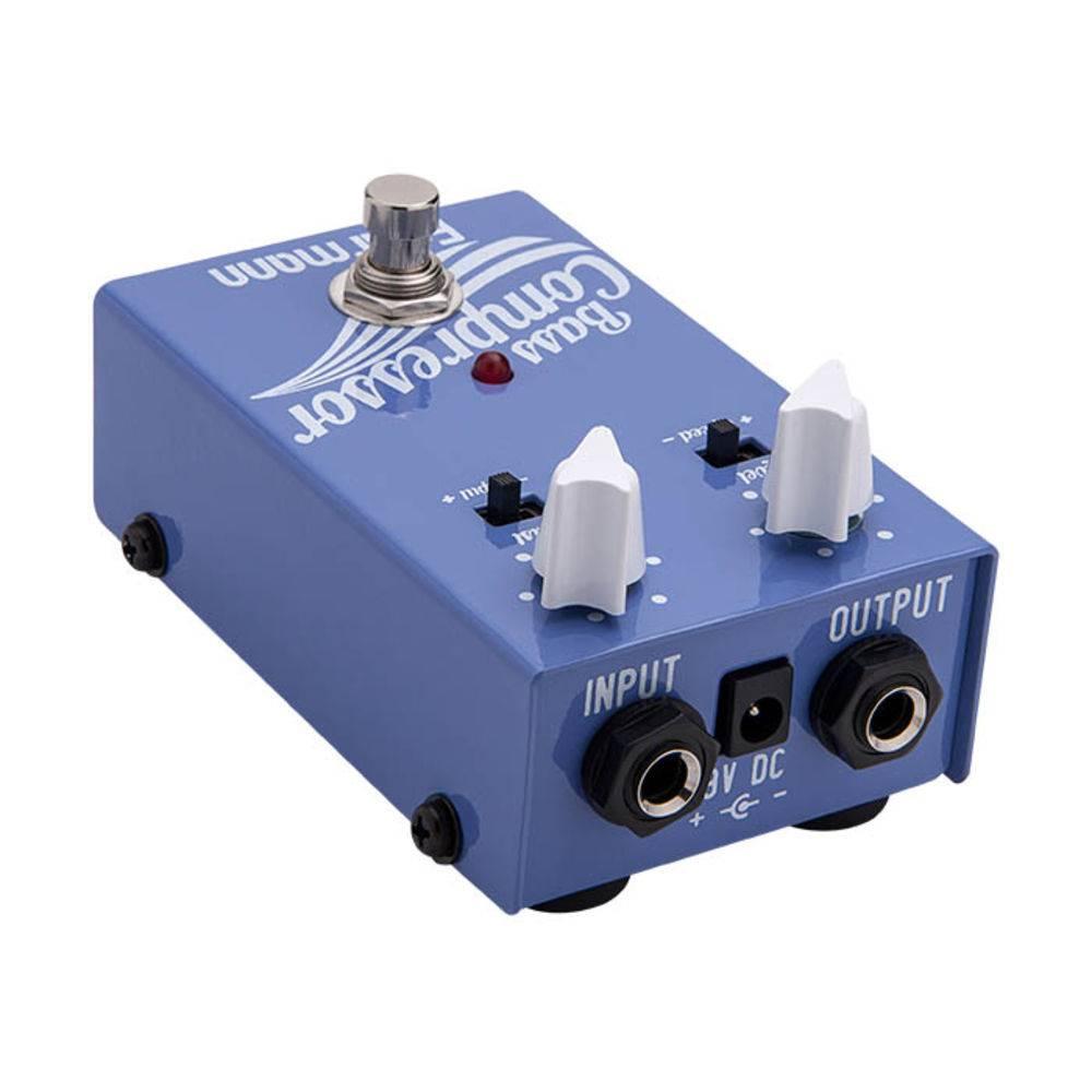 Pedal Fuhrmann Bass Compressor Bc02 + Cabo