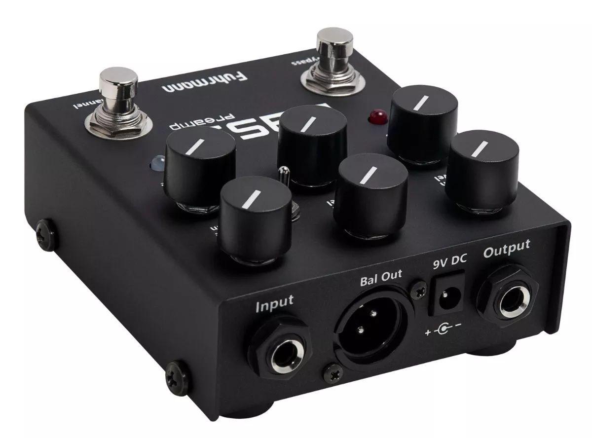Pedal Fuhrmann Para Baixo Bass+ BA01