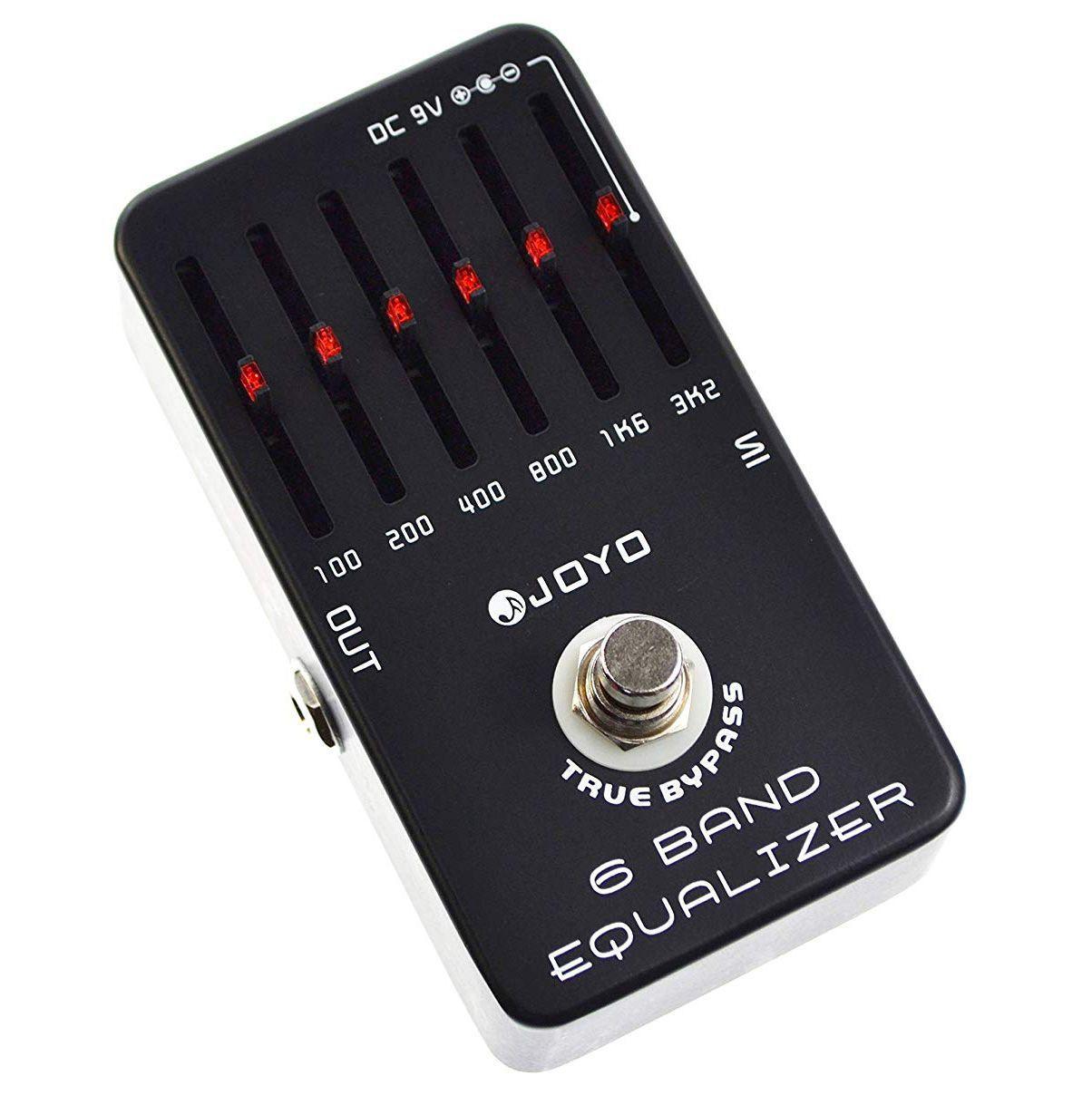 Pedal Joyo Jf-11 Equalizador (equalizer) 6 Bands Eq