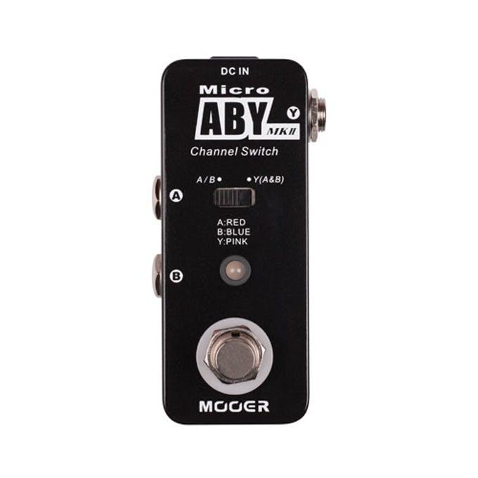 Pedal Mooer Micro ABY (divisor de sinal)