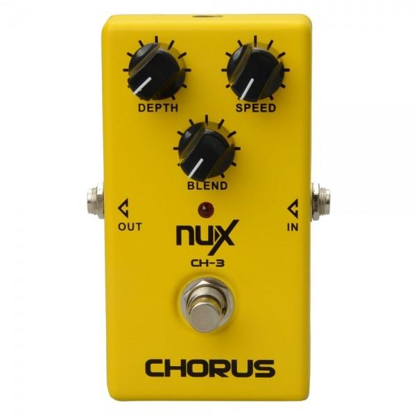 Pedal Nux CH3 Chorus
