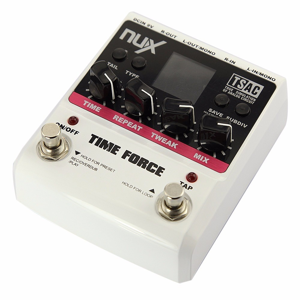 Pedal Nux Time Force