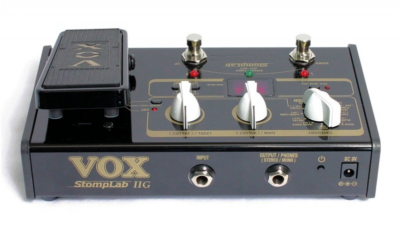 Pedaleira Vox Stomplab 2G