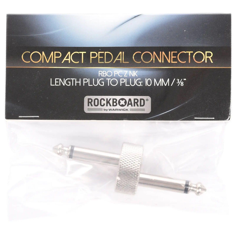 Plug  Adaptador para Pedais Rockcable RBO PC Z NK