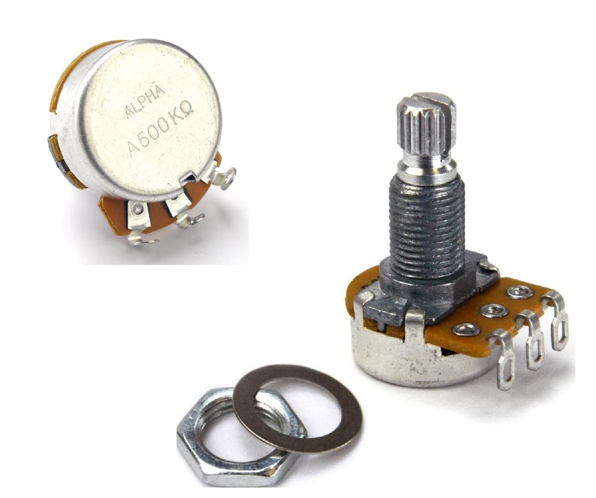 Potenciômetro Alpha A500K