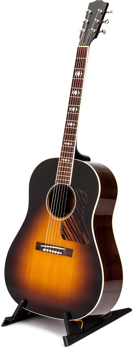 Suporte Hercules Gs200b P/ Guitarra Baixo Violão Viola