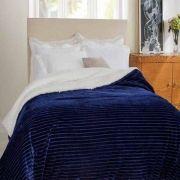 Edredom King Boreal 100% Poliéster Home Design