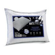 Travesseiro Antistress Branco - 50cm X 70cm