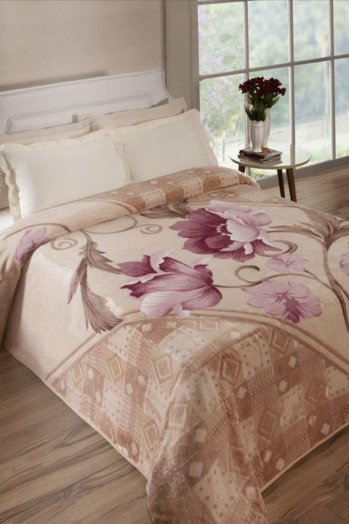 Cobertor casal 1 80m x 2 20m montecarlo jolitex for Cobertor cama