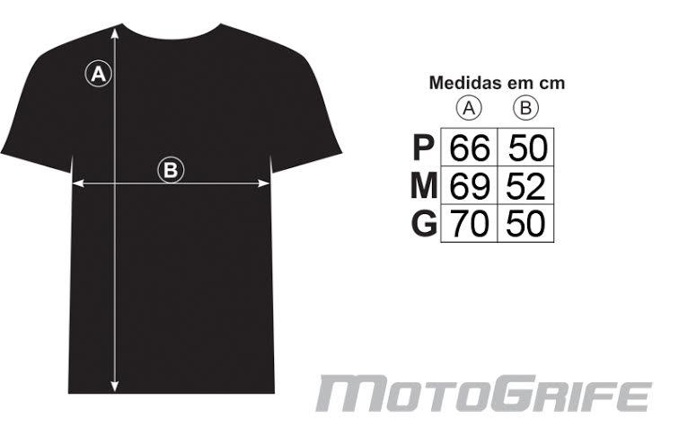 Camiseta Isle Of Man TT Circuito - Branca