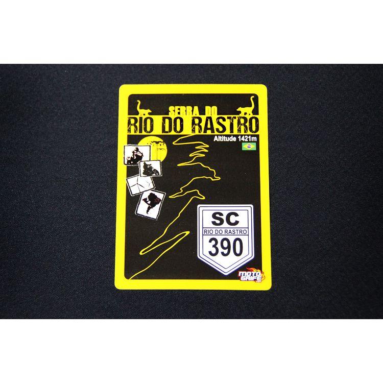 Adesivo Vinil Verniz Rio do Rastro - Kit com 3 unidades