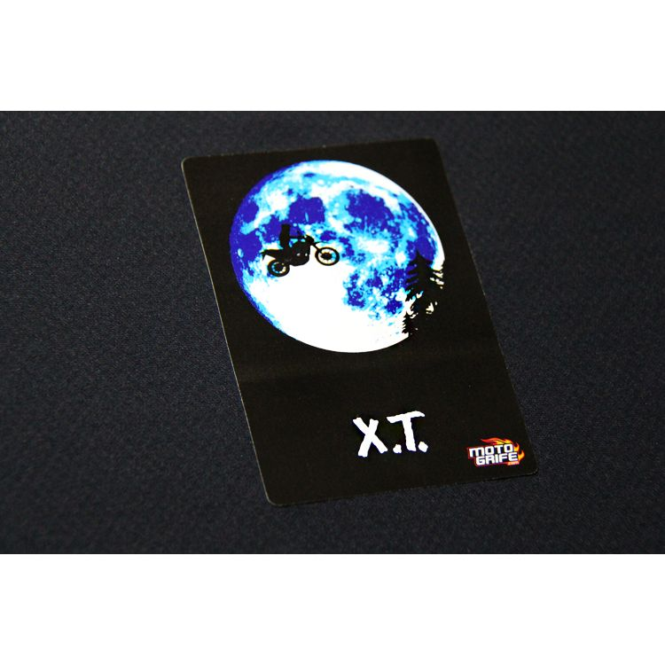 Adesivo Vinil Verniz X.T. - Kit com 3 unidades