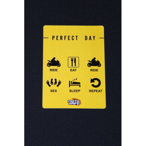 Adesivo Vinil Verniz Perfect Day - Kit com 3 unidades