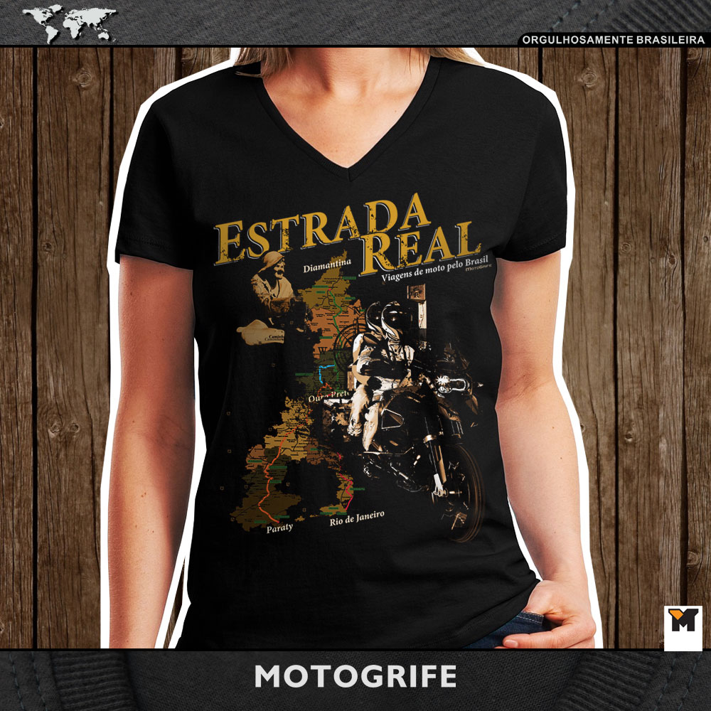 Camiseta Estrada Real