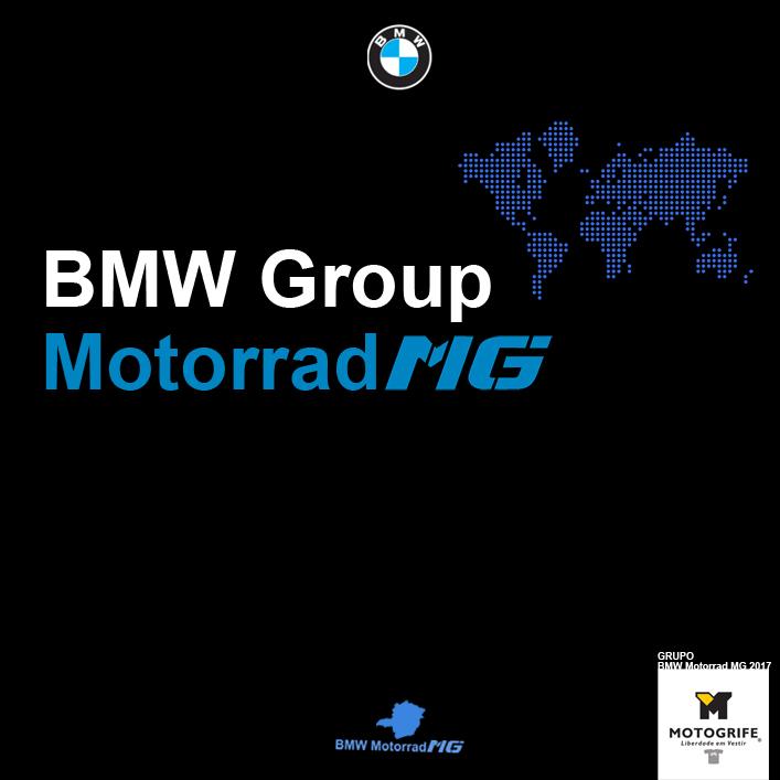 PRÉ VENDA Camiseta BMW MG Motorrad Feminina - Preta