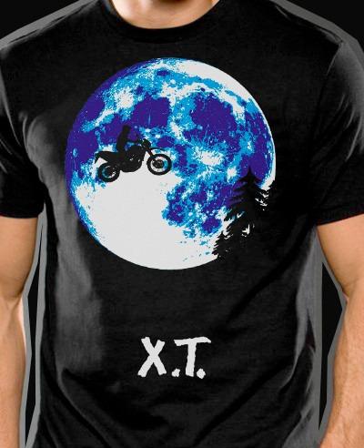 Camiseta XT Preta