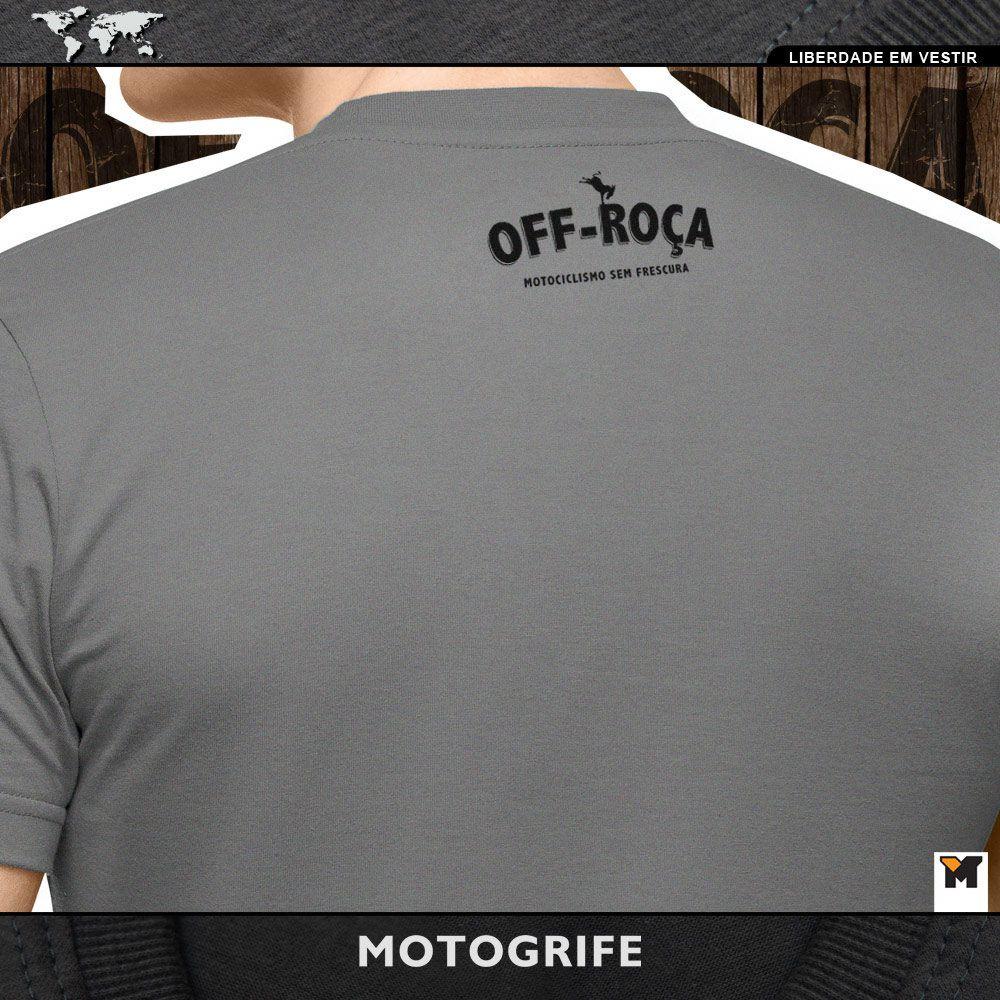 Off-roça a vida é muito curta pra rodar só em asfalto