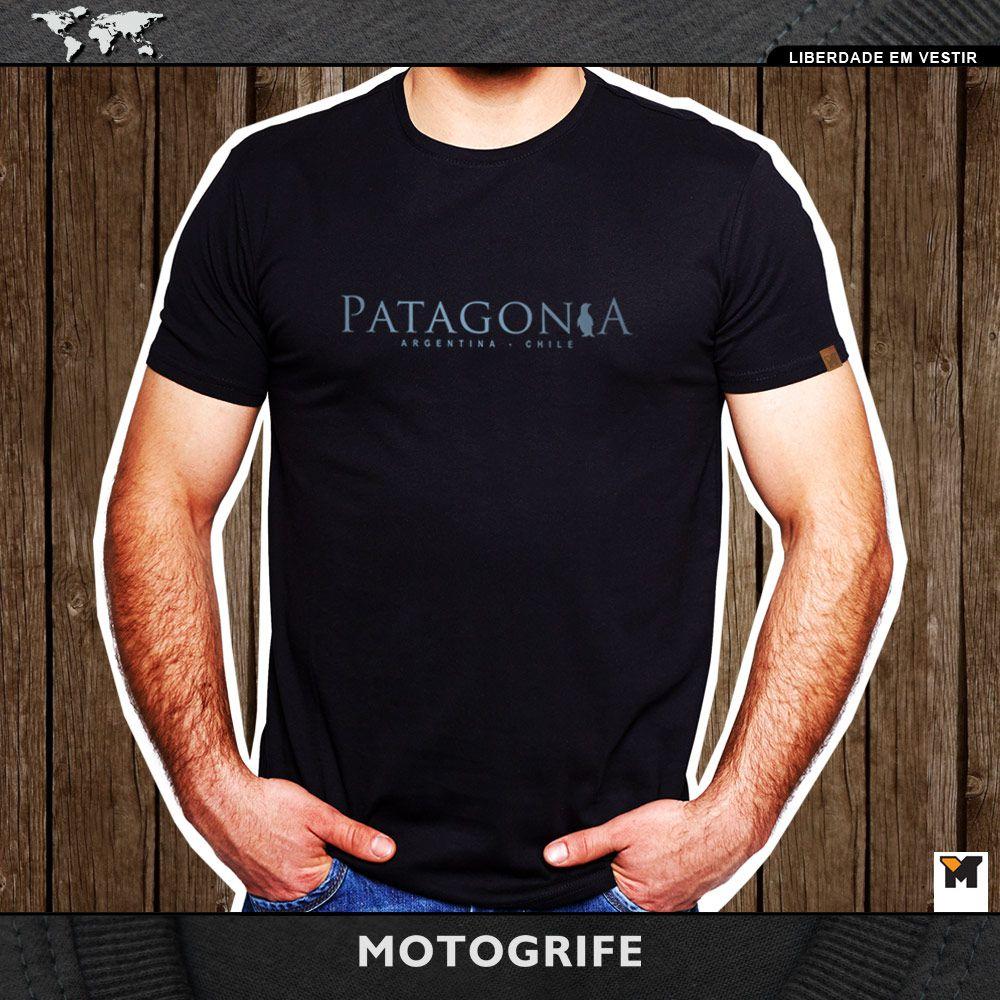 Patagonia camiseta