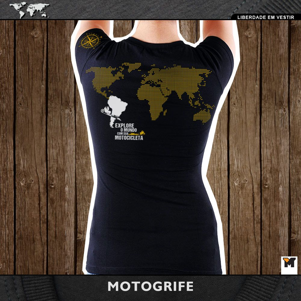 Viagem de Moto América do Sul VMAS gola o