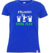 Camiseta: Fígado total flex - feminina
