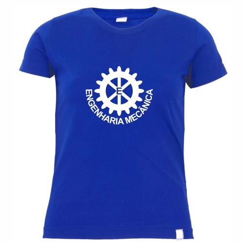 Super Camiseta feminina: Engenharia mecânica - cores opcionais - Sua  TV51