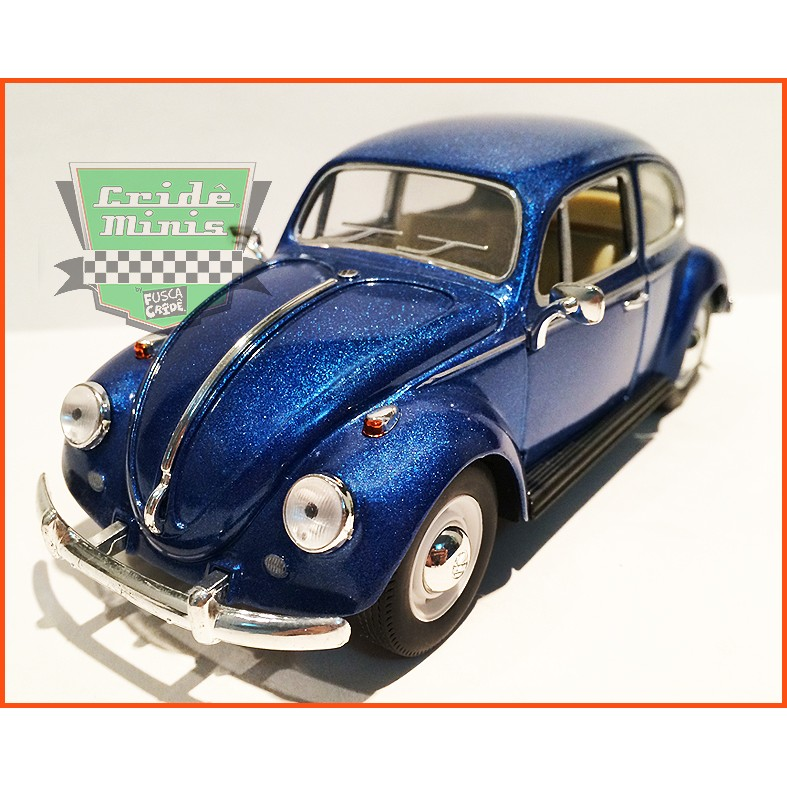 Fusca Sedan 1967 1300 - escala 1/24