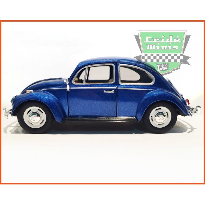 Fusca Sedan 1967 1300 - escala 1/24