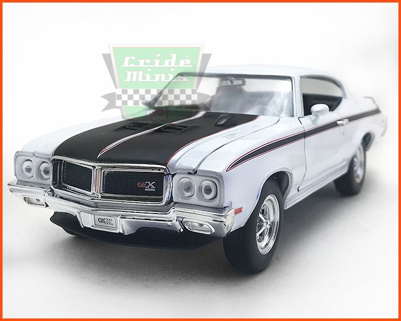 Buick GSX 1970 Muscle car - escala 1/24