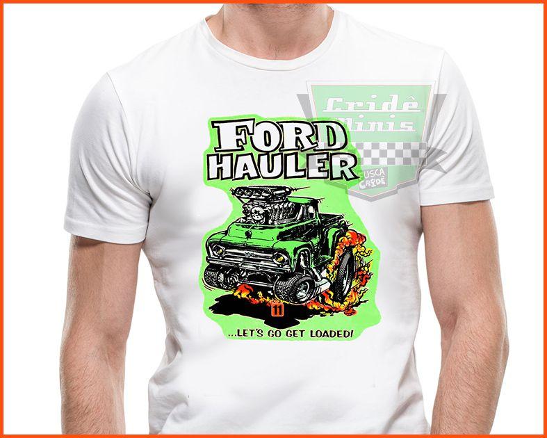 Camiseta Ford Hauler
