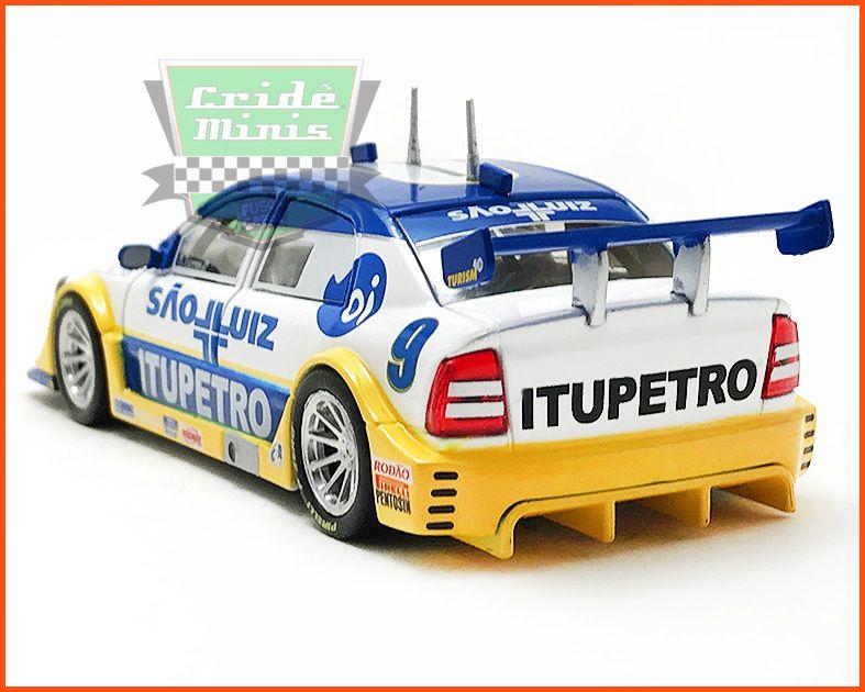 Chevrolet Astra Stock Car #9 2004 - Giuliano Losacco - escala 1/43